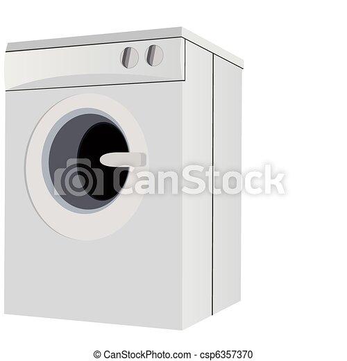 Washing Machine - csp6357370