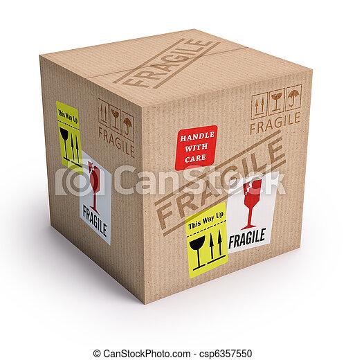 Product Fragile - csp6357550