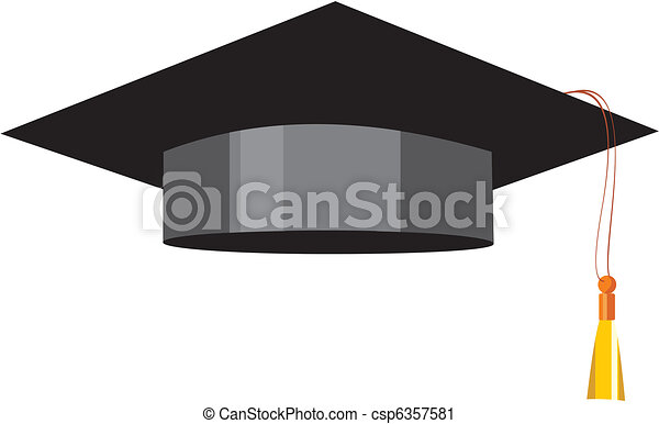 Academic cap - csp6357581