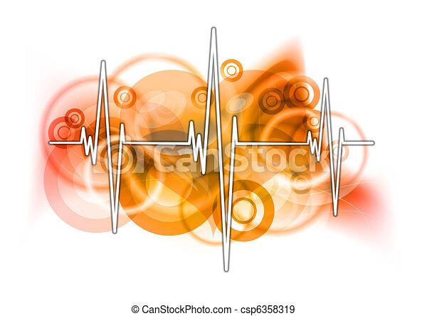 health symbol - csp6358319