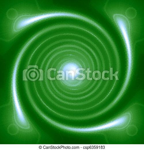 hi tech tunnel background - csp6359183