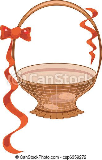 Basket - csp6359272