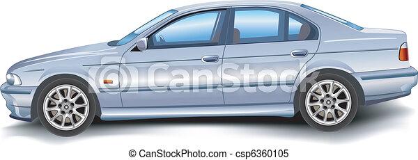 New model BMW - csp6360105