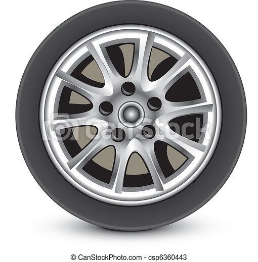 Wheel - csp6360443