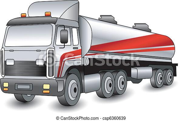 交通機関, ガソリン - csp6360639