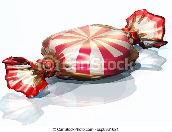 Clipart of sweet candy 3d render csp6361621 search for Sweet home 3d italiano