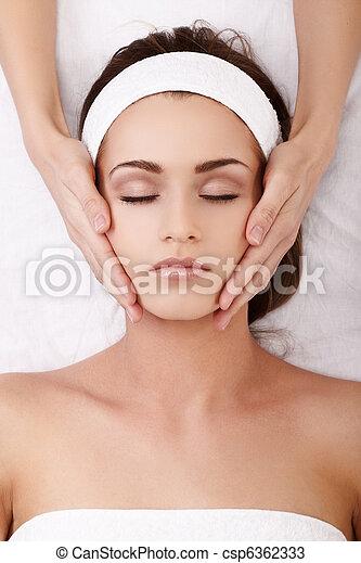 Spa treatment - csp6362333