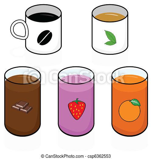 Breakfast beverages - csp6362553