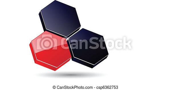logo 3D - csp6362753
