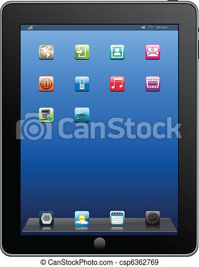 Tablet - csp6362769