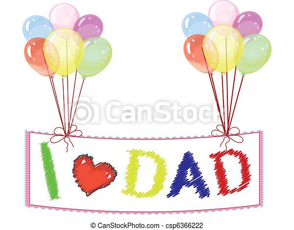 Dad day - csp6366222