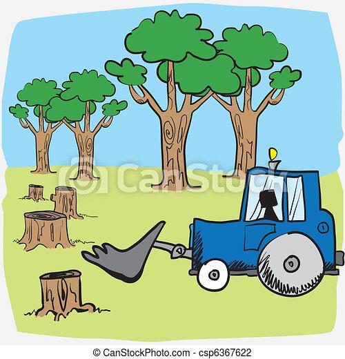 ilustraciones de vectores de ilustraci243n deforest