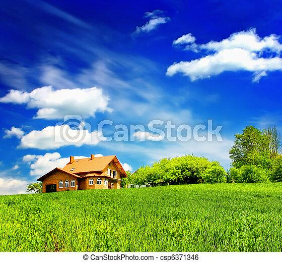 Agro-tourism - csp6371346