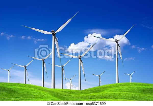 Ecological breeze - csp6371599