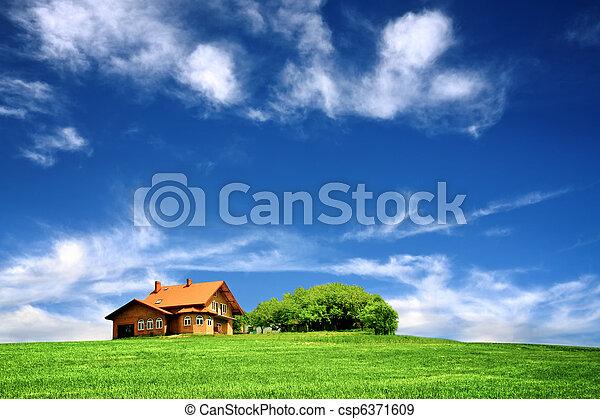 Ecological environment - csp6371609
