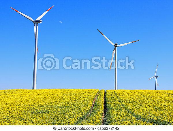 Power in nature - csp6372142