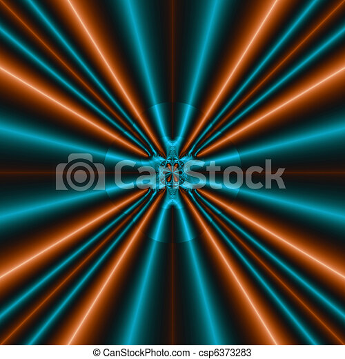 Abstract powerful background object - csp6373283