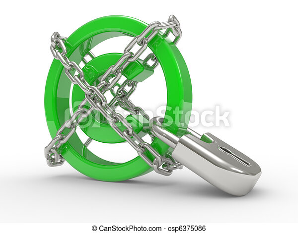 Copyright Protected with chains - csp6375086
