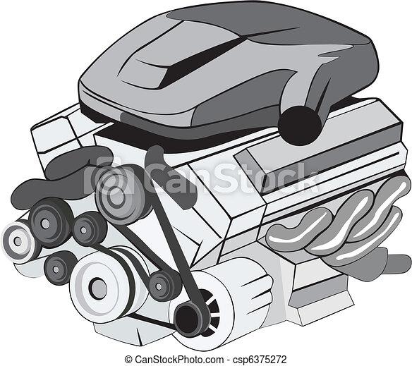 motor - csp6375272