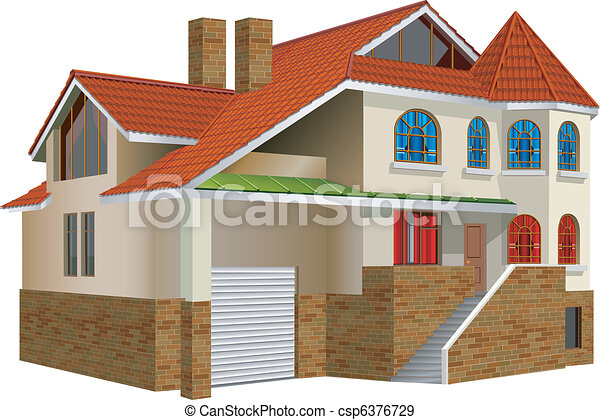 Private residence - csp6376729