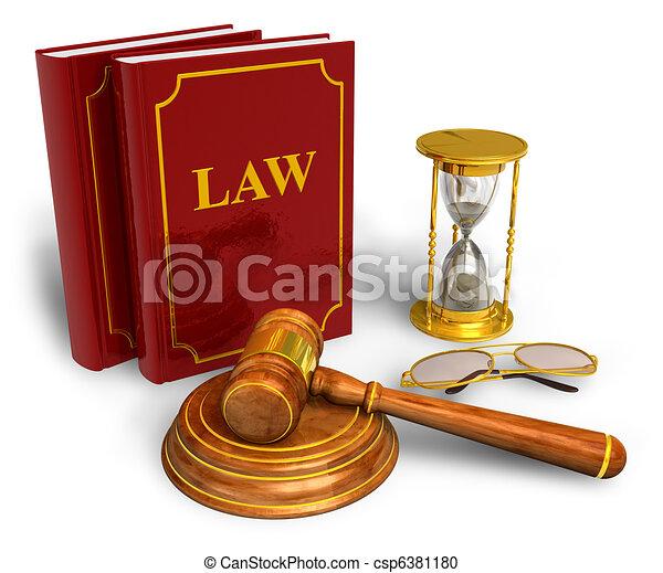 Legal or bidding concept - csp6381180