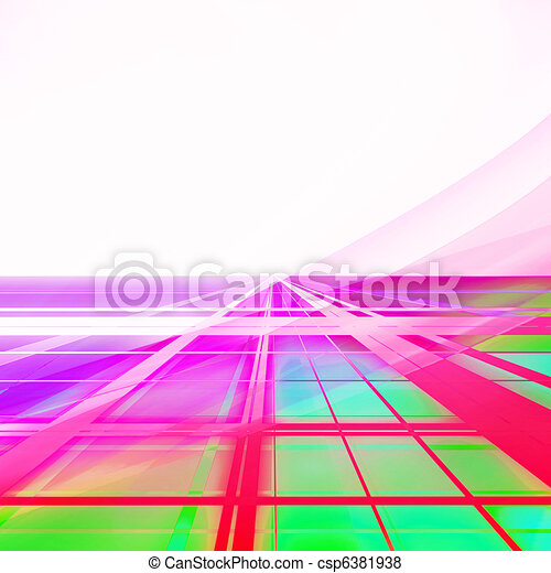 Abstract powerful background object - csp6381938