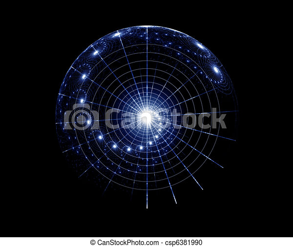 Spiral universe - csp6381990