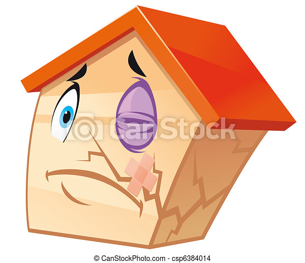 House mascot - csp6384014