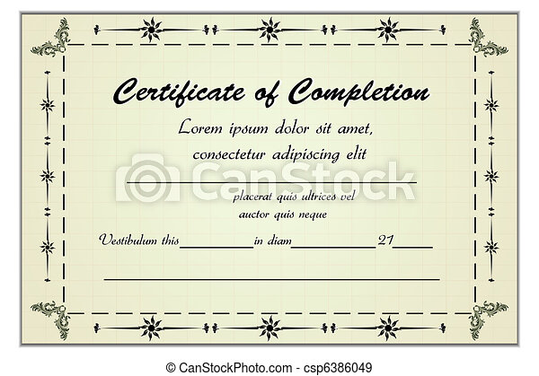 Certificate - csp6386049