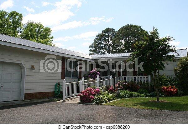 Handicap Ramp-Child\'s home & toy - csp6388200