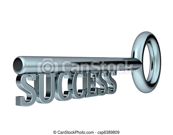 key to success - csp6389809