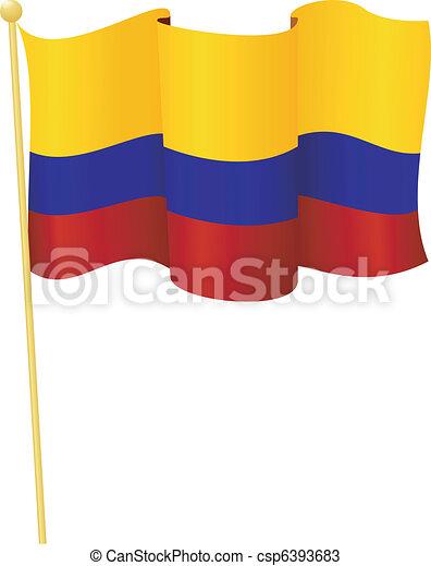 Dibujos para colorear de la bandera y el escudo de venezuela