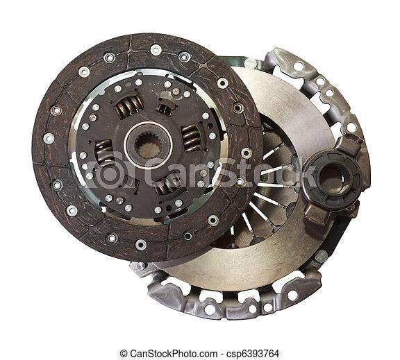 auto parts - automotive engine clutch - csp6393764