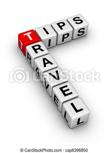 travel tips - csp6396850