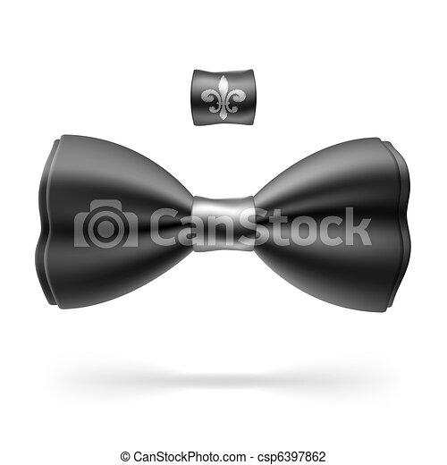 Bow tie - csp6397862