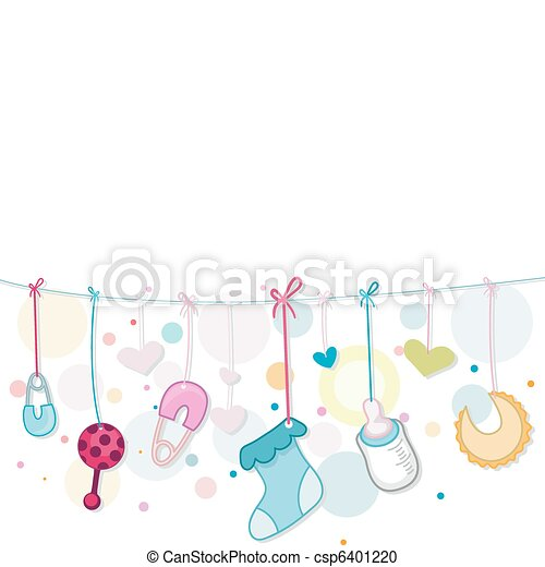 Baby things Illustrations and Stock Art. 13,928 Baby things ...