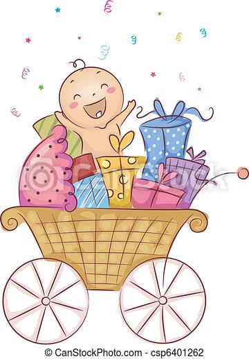 Baby Shower   Csp6401262