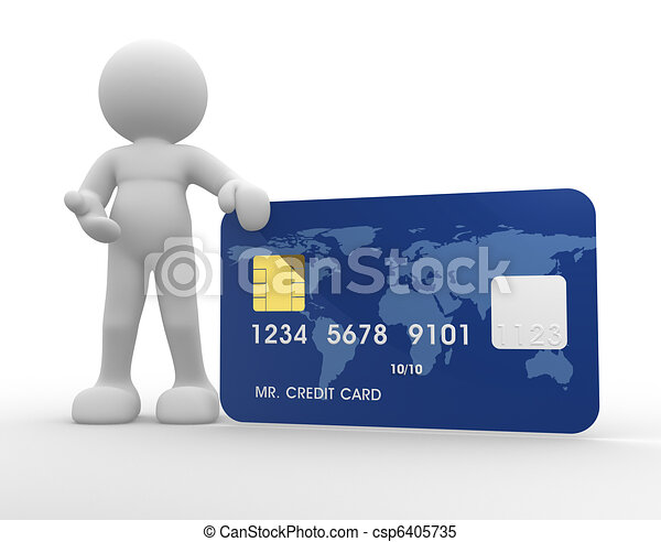 Credit card - csp6405735