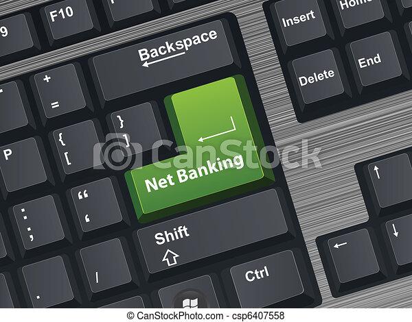 Net-banking - csp6407558