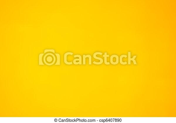 plain yellow background - csp6407890
