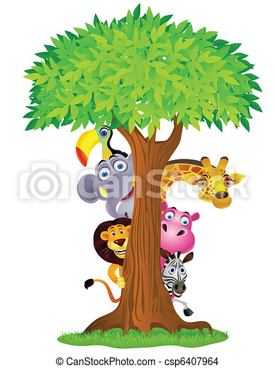 Funny animal Vector Clip Art Royalty Free. 143,095 Funny animal ...