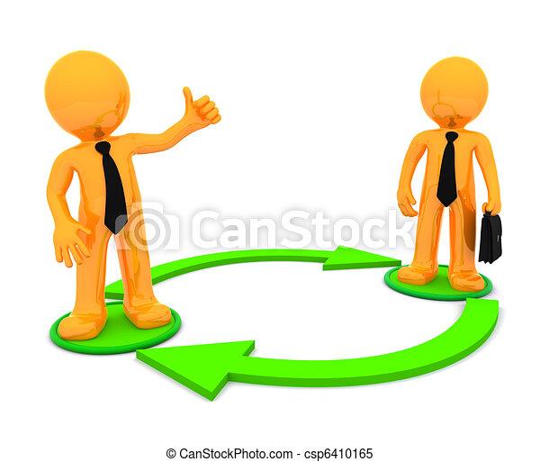 Business Communication Clipart Business Communication