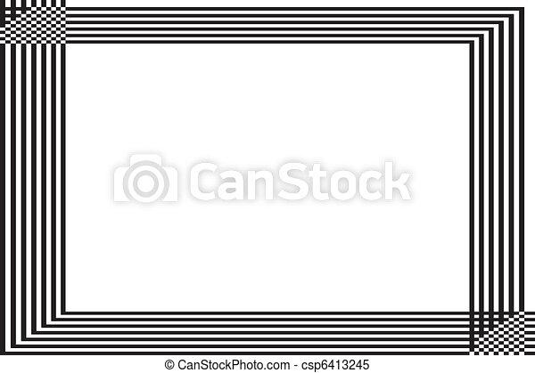 Frame - sort of - csp6413245