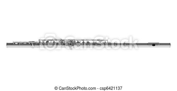 Concert flute - csp6421137