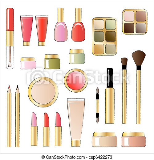 Make-up - csp6422273