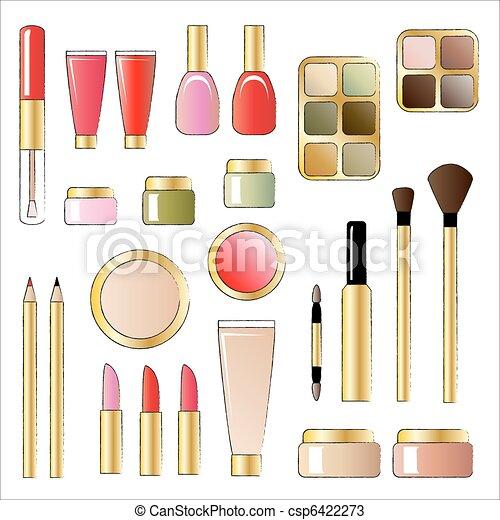 Make-up - csp6422273