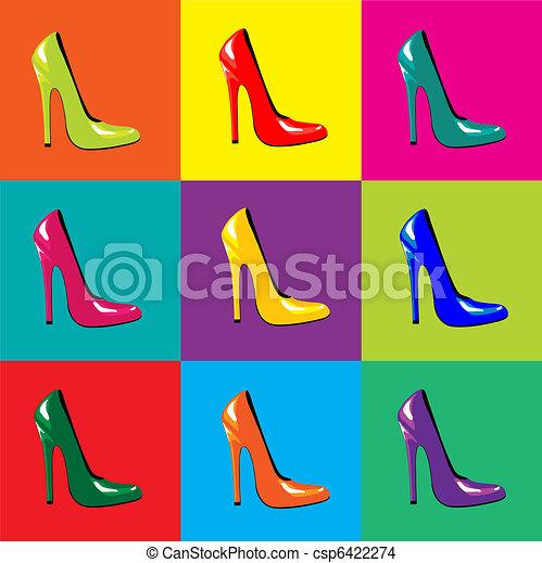 Shoes - csp6422274