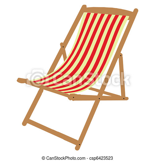Deck Chairs Drawing Deck Chair For Beach