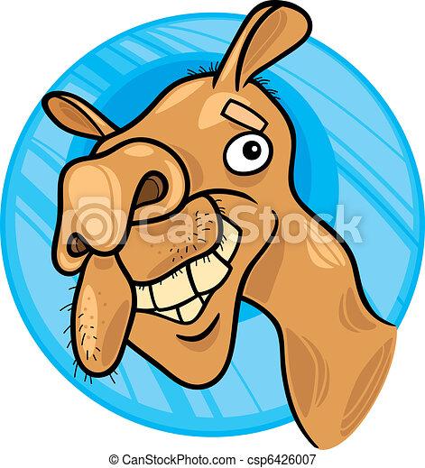 Illustrations vectoris es de dromadaire chameau dessin - Dessin dromadaire ...