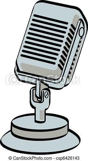 Microphone - csp6426143